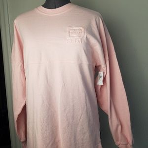 Disney World Millenial Pink XS Spirit Jersey NEW